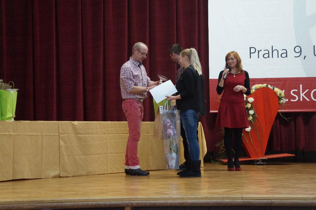 Úspěch na soutěži Flora Pragensis