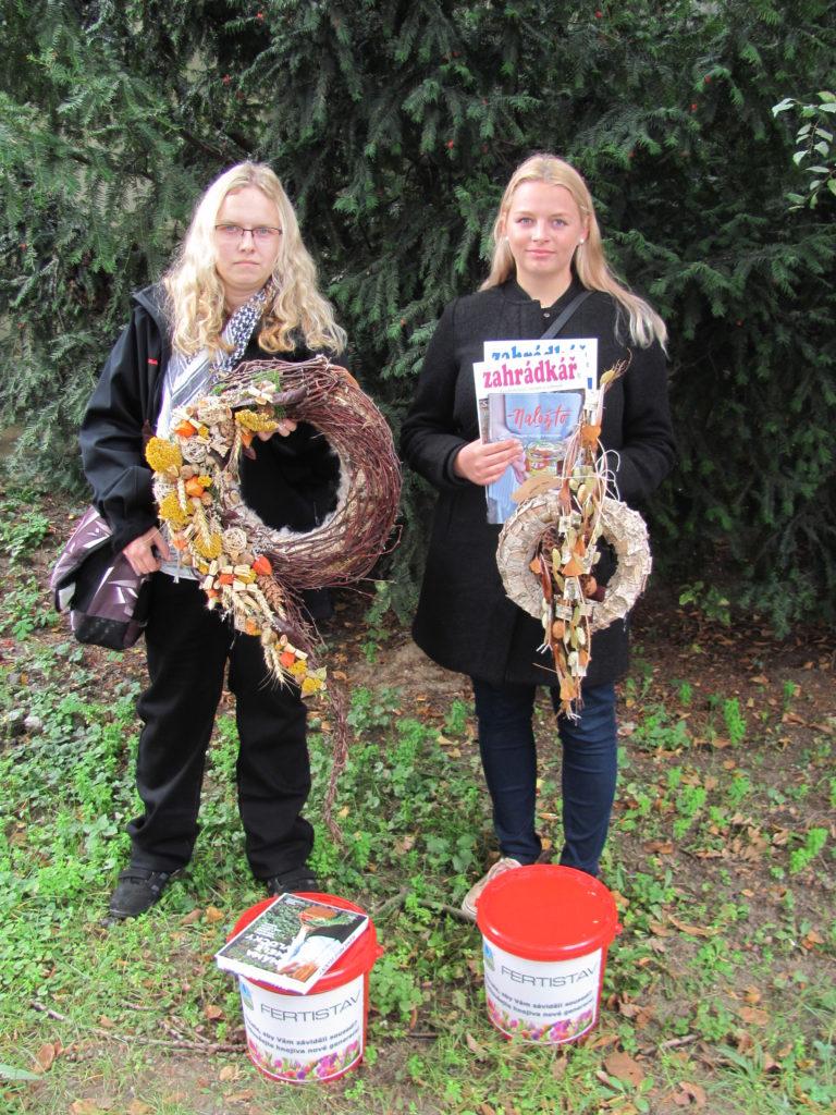 Úspěch našich studentek na Zahradě Čech